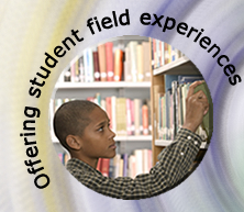 Offering student field experiences