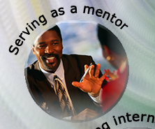 Serving as a mentor