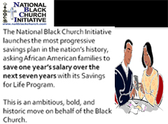 National Black Church Initiative's Financial Literacy Program