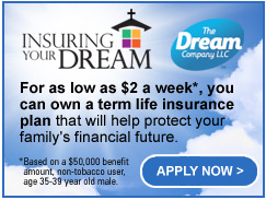Insuring Your Dream - Enroll Now!