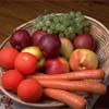Increase fruit and vegetable intake