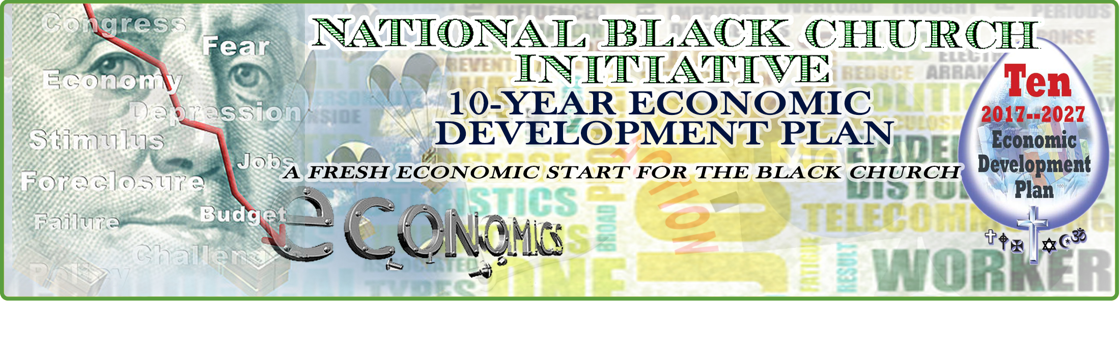 National Black Church 10-Year Economic Development Plan Booklet