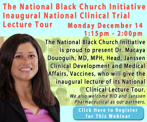 Click here to register for the NBCI National Clinical Trial Lecture Tour Monday December 14, @ 1:15pm